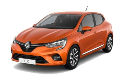 Lease Renault Clio car leasing